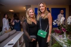 Beth Pinto e Renata Ciriaco