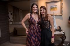 Elisa Oliveira E Lorena Pouchain