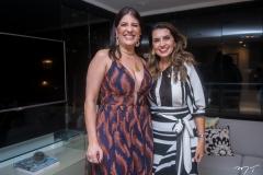 Elisa Oliveira E Márcia Travessoni