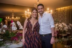 Elisa e Victor Oliveira