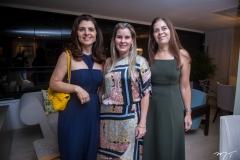 Hilka Bezerra, Adriana Loureiro E Izabela Brasil