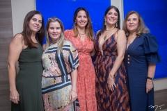 Izabela Brasil, Adriana Loureiro, Mariana Queiroz, Elisa Oliveira E Joria Araripe