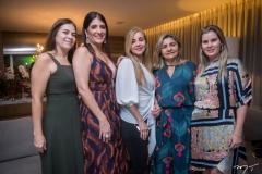 Izabela Brasil, Elisa Oliveira, Mônica Albuquerque, Jane Aguiar E Adriana Loureiro