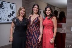 Leticia Macedo, Elisa Oliveira E Maria Lucia Negrão