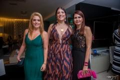Leticia Studart, Elisa Oliveira E Lorena Pouchain