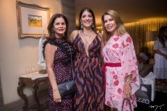 Liliana Linhares, Elisa Oliveira E Maira Silva