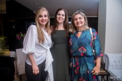 Mônica Albuquerque, Izabela Brasil E Jane Aguiar