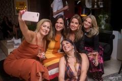 Marcia Peixoto, Ana Virginia Martins, Elisa Oliveira, Ana Vladia Barreira E Michele Aragão