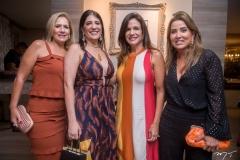 Marcia Peixoto, Elisa Oliveira, Ana Virginia Martins E Ana Vladia Barreira