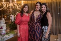 Maria Lucia Negrão, Elisa Oliveira e Inês De Castro