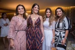 Nelsa Rocha, Elisa Oliveira, Rafaela Otoch E Márcia Travessoni