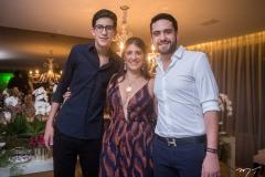 Rafael, Elisa E Victor Oliveira