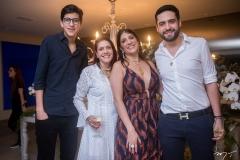 Rafael Oliveira, Cristina Martins, Elisa E Victor Oliveira