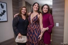 Simone Jereissati, Elisa Oliveira E Izabel Ari