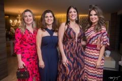 Suyane Dias Branco, Hilka Bezerra, Elisa Oliveira E Eveline Fujita