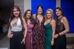 Zildinha Pessoa, Martinha Assunção, Elisa Oliveira, Leticia Studart E Lorena Pouchain