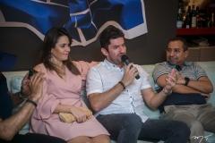 Camilo, Paulo Benevides e Padre Moésio