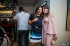 Márcia Travessoni e Camila Benevides