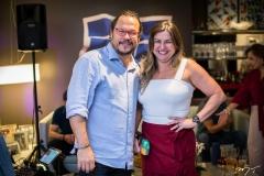 Roberto Freire e Ana Quezado