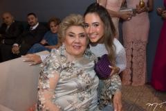 Consuelo e Lissa Dias Branco
