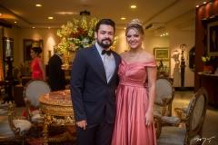 Diego Costa e Beatriz Fernandes