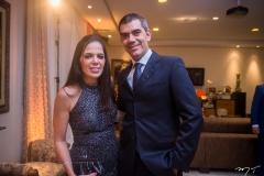 Ivolina Macedo e Raphael Chaves
