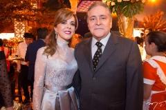 Karisia e Luiz Pontes