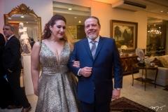 Kimberly e Roberto Ferreira