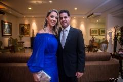 Lívia e Guilherme Vieira