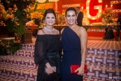 Liliana Farias e Lu Amaral