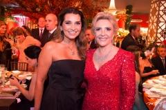 Márcia Travessoni e Graça Dias Branco da Escóssia