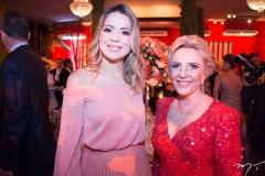 Onélia Santana e Graça Dias Branco da Escóssia