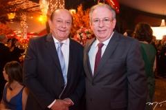 Rafael Leal e Ricardo Cavalcante