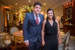 Raulo e Patrícia Santos