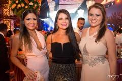 Rebecca Fernandes, Mayara Rios e Karoline Teles