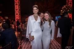 Rebeca Leal e Lissa Dias Branco