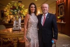 Rebecca e Cândido Albuquerque