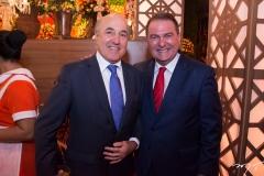 Silvio Frota e Jório da Escóssia