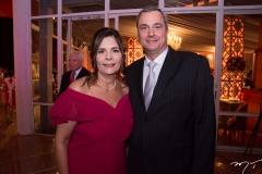Tatiana e Kalil Otoch