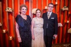 Tereza Borges, Helen Barreira e Alexandre Borba