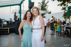 Cristina Romcy e Inês Aguiar