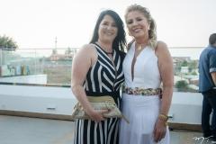 Débora e Inês Aguiar