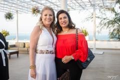 Inês Aguiar e Márcia Teixeira