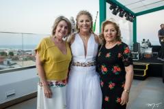 Inês Tavora, Inês Aguiar e Socorro Holanda