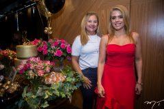 Beth Pinto e Letícia Studart