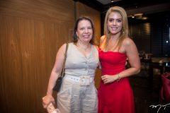 Clareanny Aguiar e Letícia Studart