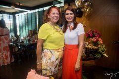 Fátima Duarte e Lorena Pouchain