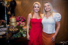Letícia Studart e Darlene Braga