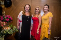 Luiziane Cavalcante, Letícia Studart e Liliana Farias