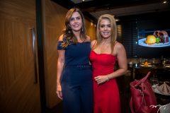 Patrícia Nogueira e Letícia Studart